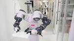 1_Krankenhaus-Roboter von ABB im Einsatz im Krankenhaus