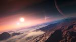 Exoplanet und Stern suchen einen Namen