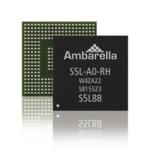 S5L SoC von Ambarella.