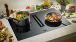 Die integrierten Kochfeldabzüge von Neff sind ab März 2020 verfügbar.