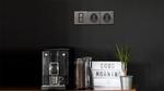 Smart-Home-Installationen sind nicht nur funktional, sondern sie können sich auch problemlos bezüglich Design und Farbgebung in ein Wohnungs-Ambiente einfügen.