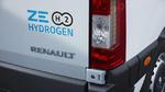 Renault bringt Kangoo Z.E. und Master Z.E. mit Brennstoffzelle