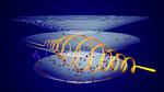 Laser für durchdringende Wellen