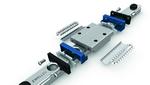 Miniatur-Profilschienenführung für die Laborautomatisierung