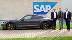 Porsche und SAP gehen strategische Partnerschaft ein