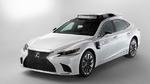 Toyota testet Forschungsfahrzeug im öffentlichen Verkehr