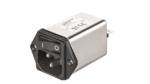 EMV-Filter mit IEC-Gerätestecker C14
