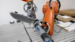 Roboter kooperativ arbeiten lassen