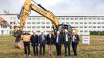 Spatenstich zu 20-Millionen-Franken-Neubauprojekt