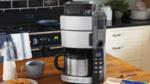 Filterkaffeemaschine trifft auf Kaffeemühle