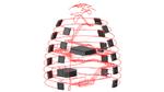CAD-Modell LED-Ei.