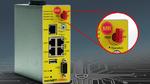 Industrie-Router mit zweistufigem Sicherheitskonzept