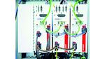 Installation der Servoverstärker AX5000 mit den OCT-Servomotoren AM8000