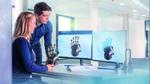 Roboterhand mit fünf Fingern
