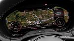 Das Audi Virtual Cockpit als Beispiel für eine neue digitale Armatureneinheit mit hohem Grafikanteil.