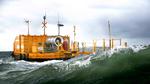 Elektrische Energie aus Meereswellen