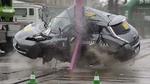 Elektrofahrzeuge im Crashtest
