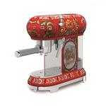 Siebträger-Espressomaschine Smeg/Dolce & Gabbana