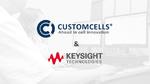 Customcells kooperiert mit Keysight bei Zellformierung