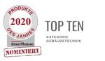 Top 10 in der Rubrik »Gebäudetechnik«