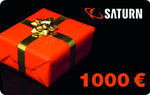 Saturn-Gutschein im Wert von 600 Euro