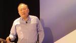 Geoffrey Yeap, Senior Director Advanced Technology bei TSMC, stellte auf der IEDM 2019 die neue 5-nm-Technologie-Plattform von TSMC vor.