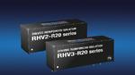 Reecom führt DC/DC-Wandler der RHV2- und RHV3-Serie ein