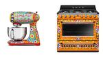 Mit Smeg und Dolce & Gabbana zieht Lebensfreude in die Küche ein