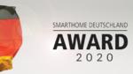 Jetzt bewerben für den SmartHome Deutschland Award 2020