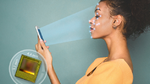 Kleinster 3D-Bildsensor für Gesichts-Authentifizierung