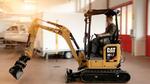 Cat 301.7 Minibagger: Dank Elektroantrieb auf leisen Sohlen