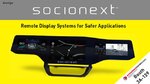 Socionext Remote Display Controller for Safer Applications