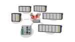 Störmelder mit RGB-LEDs und Analogkarte an