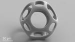 Nanoscribe präsentiert neues Druckmaterial IP-Visio
