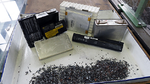 Schreddern statt Schmelzen verbessert Akku-Recycling