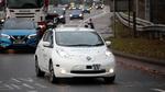 Mit Nissan Leaf vollautonom durch Großbritannien unterwegs