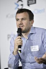 Porträtfoto: Frédéric Durand, Gründer und CEO, Diabolocom