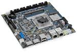 Das Herzstück des Roboterarms ist das Mini-ITX Board E38 mit einem Intel Atom Prozessor der E3800 Serie.