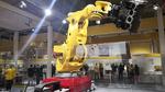 BMW ordert 3.500 Roboter von Fanuc
