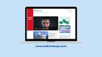Das ist die neue Homepage der medical design