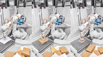 KI-Robotiklösung für Logistikarbeiten