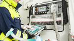 Datentransfer in der Notfallmedizin