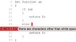 Statische Codeanalyse für BARR