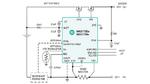Ladezustandsanzeige- und Schutz-IC