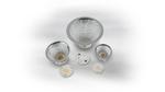 Snap-In LED-Halter für flexible Beleuchtungslösungen