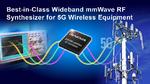 Breitband-mmWave-Synthesizer der Extraklasse