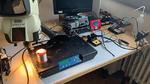 Testanordnung für die RS Pro Lötstation