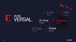 Roadmap der »Versal«-Familie bestehend aus zwei Linien zu je drei Unterfamilien: Mit der Premium Baureihe bringt Xilinx seine dritte Versal-Familie auf den Markt. Bislang gibt es AI Core aus der AI-Linie für KI-Anwendungen und die Einsteigerfamilie P