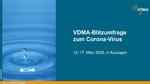 VDMA-Blitzumfrage Corona-Pandemie