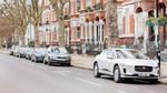 Bild 3. In London hat Siemens die Wohnstraße Sutherland Avenue mit 24 Ladepunkten an Straßenlaternen ausgerüstet.